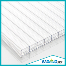 3 Layer Triple Wall Polycarbonate Sheet