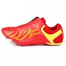 Latest professional athletics spike shoes running sports spiking running shoes nail sole 511