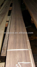 0.45mm black american walnut veneer