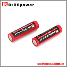 Brillipower 1.2v li-ion rechargeable batteries 18650 li-ion rechargeable batteries hot sell li-ion rechargeable batteries