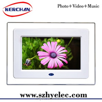 "2015 Chrismas gift 7"" 8"" 10"" 15"" digital lcd picture frame"