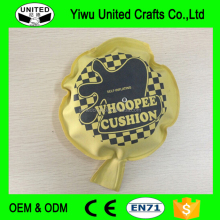 Noise maker whoopee cushion without sponge prank toy