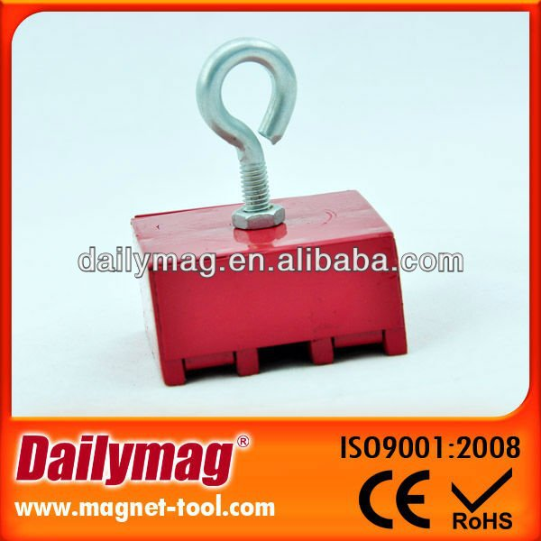 Hold Recovery Metal Waste Material Permanent Magnet