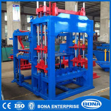 Cheap Construction Equipment easy Operated Concrete Block Making Machine for sale