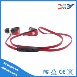 new sport wireless stereo bluetooth headset with mp3 player