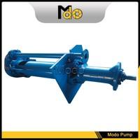 Vertical Slurry Heavy Duty Sump Pump Double Suction Semi-open Impeller