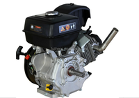 5.5HP Outboard Gasoline Engine Marine Engine Small Fishing Boat Engine