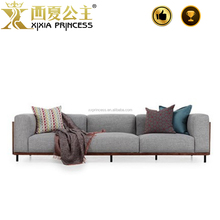 new design European style modern living Room furniture luxury 7 seater sofa sets with low price