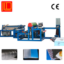 recycle extruder lamination machine
