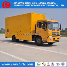Dongfeng 4x2 Mobile emergency power supply truck for sale