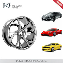 Promotional forged made in china competitive price wheels 5x100 17