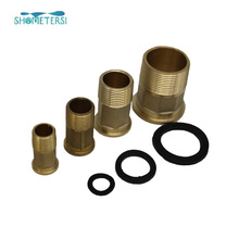 China supplier multi jet water meter brass connectors