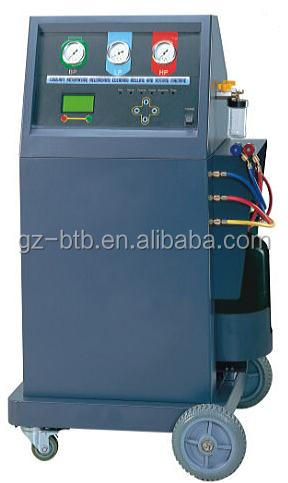 car refrigerant recovery recycling machine