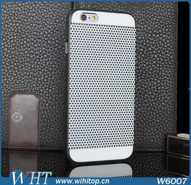 Stylish Dots Design Men Back Cover Case for iPhone 6 4.7 inch Business style