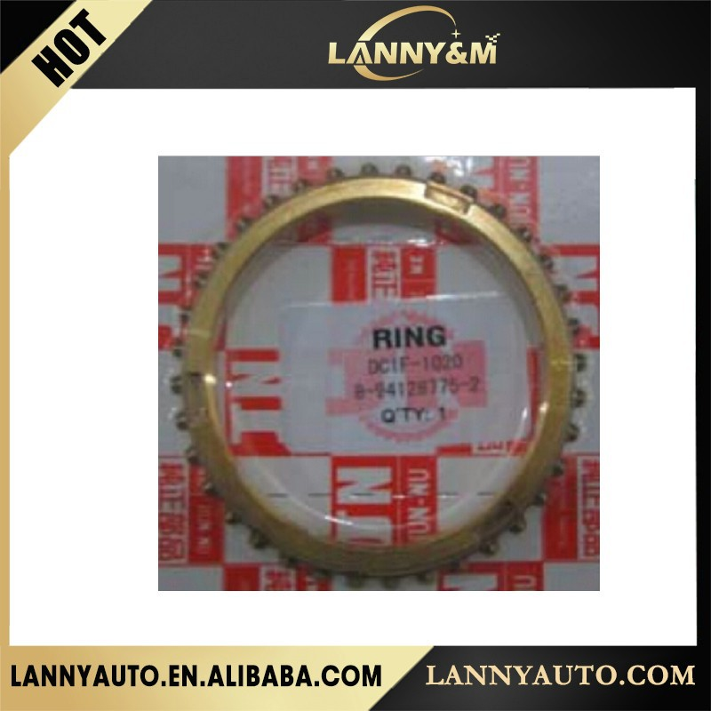 Auto synchronizer parts sychronizer ring for D-max 8-94128775-2