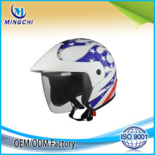 New style helmet motorcycle open face for sale