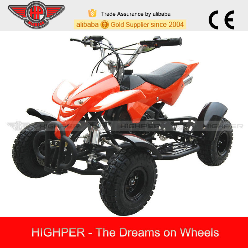 2014 Newest 4-wheelers Mini Quad for Kids with CE 49CC (ATV-1)