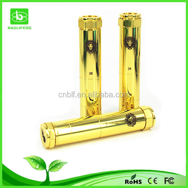 Best quality new surefire king mod most popular new surefire king mod e-cigarette with 3 colors