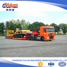 High Tech Truck Trailer Car Carrier Semi Trailer