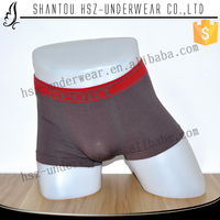 HSZ-SL0019 Hot sale men latex briefs of man in briefs fashion design high quality boys wearing briefs sexy