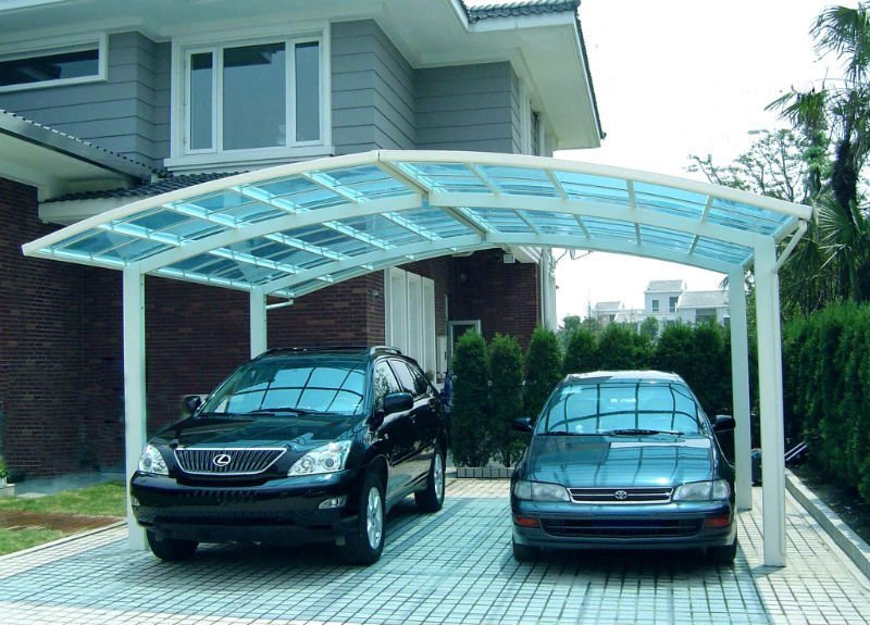 NatureCare Polycarbonate structures 0770500352