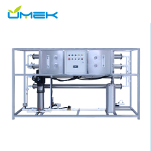 industrial distilled water ro system equipment