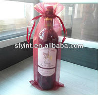 new style organza gift wine bags