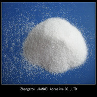 white fused alumina sand with good hardness