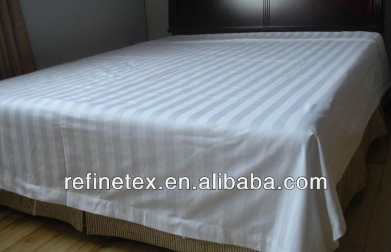 Cheap Bed Sheets Used Hotel 100% Cotton Used Hotel Bed