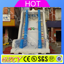 Wholesale Inflatable Bouncer Slide With Pool, Plastic Slip And Slide Water Slide