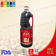 1.8L Japanese restaurant Sweet soy sauce with BRC certification