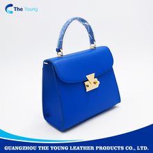 Newest pictures lady fashion handbag genuine leather women bag