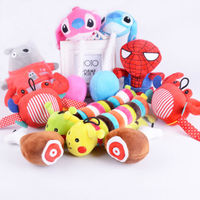 Wholesale High Quality Lonely Animal pet cat dog toys free samples