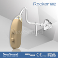 Rocker602 Digital Open fit hearing aid tubing style