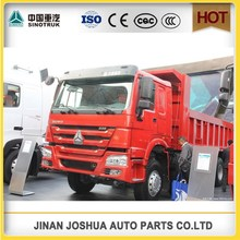Chinese Heavy SINOTRUK HOWO 6x4 Dump Truck with best quality/truck price scania