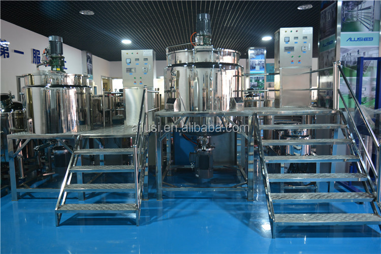 Multi-functional detergent soap macking machine, production plant, mixer machine