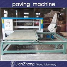 Veneer Slicer machine manufacturer/plywood paving machine/plywood production line