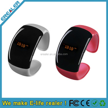COOL Bluetooth Bracelet Watch with Time Display Answer Call Vibration Caller ID