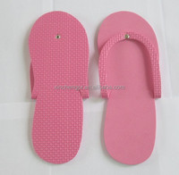 cheap Disposable slippers Disposable pedicure slippers for wholesale made in dongguan