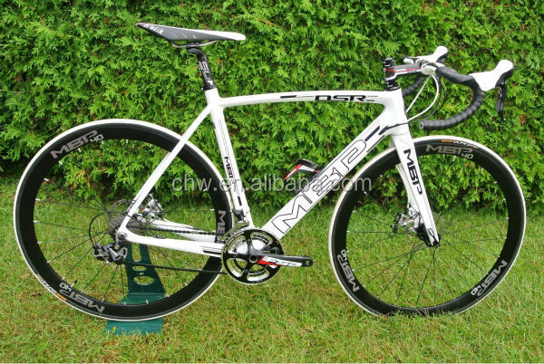 High Quality Customized disc brake Carbon Frame Road Bicycle