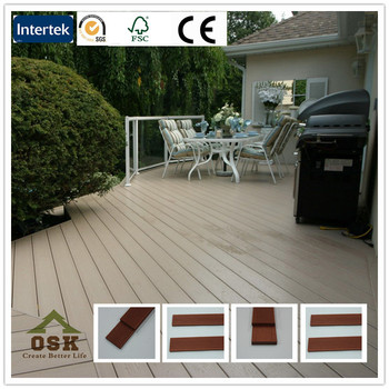 wpc accessories/wpc edge banding for wpc decking