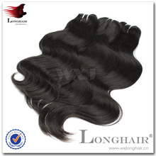 Wholesale cheap top quality raw unprocessed passion hair weaving extension