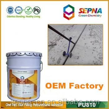 sepna one component self-leveling polyurethane building joint sealant products