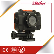 WIFI waterproof motor bike hd 1080p helmet sports action video recorder racing car cameras C87