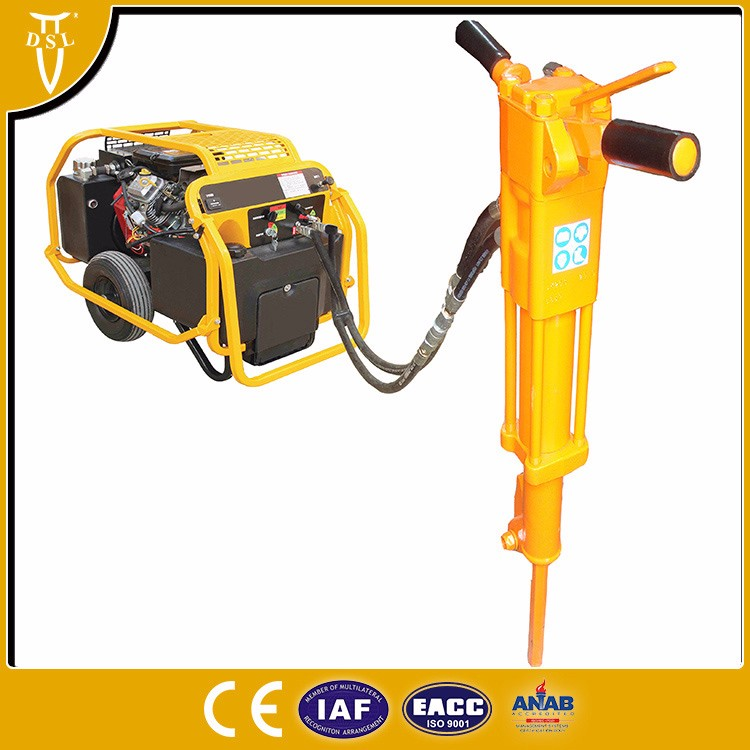 Custom Mobile Maintenance Hydraulic Breaker Hammer For Road