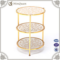tall dine table glass , cheap round center table design