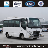Luxury Bus Price Of 19 Seater Mini Right Hand Drive Passenger Tour Coach Buses For Sale