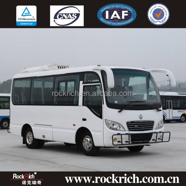 Price Of 19 Seater Dongfeng New Passenger Mini Coach Bus For Sale