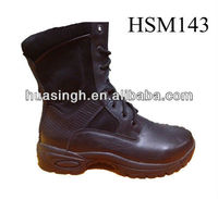 Slip Resistant EVA+rubber Sole Elite Spider 8 inch Military Boots