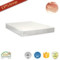 2015 Hot Selling Memory Foam All Weather manufacturer safe rest mattress encasement